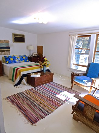 Truro Cape Cod vacation rental - Main Floor Bedroom with Air Conditioning