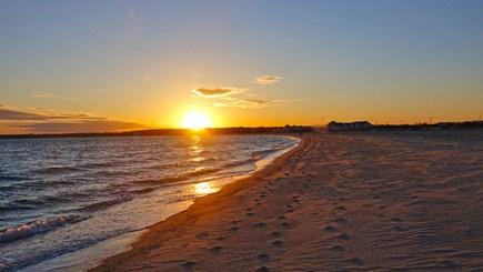Osterville Osterville vacation rental - Craigville beach at sundown