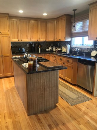 Osterville Osterville vacation rental - Spacious kitchen with island