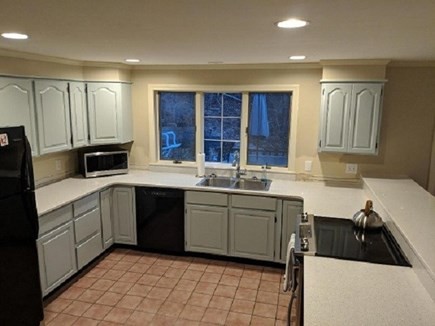 Dennis Cape Cod vacation rental - Kitchen is being painted & fully equipped. More pictures to come.