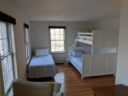 Dennis Cape Cod vacation rental - Bedroom up with Double and 2 twins