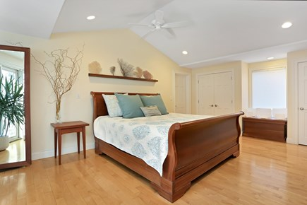 Marstons Mills, Near Osterville Marstons Mills vacation rental - Master Bedroom with king bed
