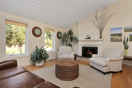Marstons Mills, Near Osterville Marstons Mills vacation rental - Wood burning fireplace living space