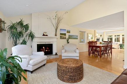 Marstons Mills, Near Osterville Marstons Mills vacation rental - Opens thru the Dining Room into the Family Room