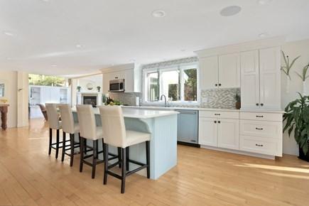 Marstons Mills, Near Osterville Marstons Mills vacation rental - Open Kitchen thru to the Family Room