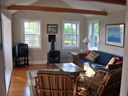 West Chatham Cape Cod vacation rental - Living Room 2