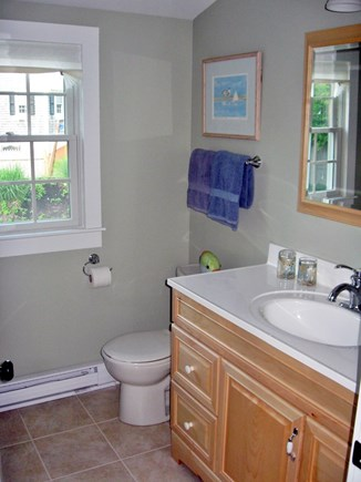 West Chatham Cape Cod vacation rental - Bathroom