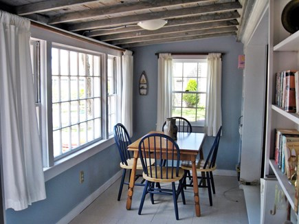 West Chatham Cape Cod vacation rental - Dining Area