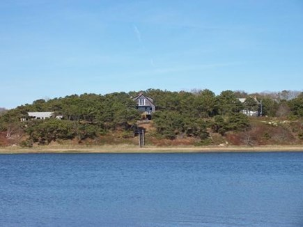 Wellfleet Cape Cod vacation rental - House with stairs is it!