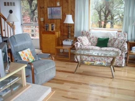 Wellfleet Cape Cod vacation rental - More Living room