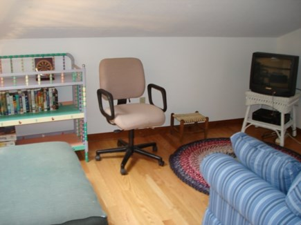 Wellfleet Cape Cod vacation rental - More loft upstairs