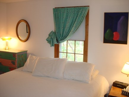 Wellfleet Cape Cod vacation rental - Bedroom on first floor