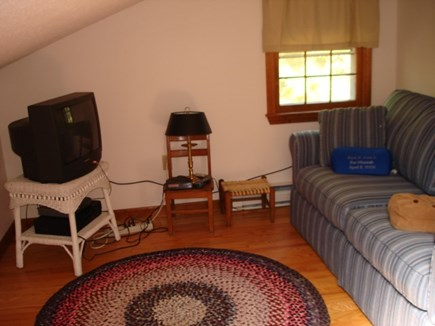 Wellfleet Cape Cod vacation rental - In the loft upstairs