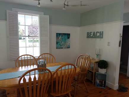 Dennis Village Cape Cod vacation rental - Country Kitchen.  Enough Room for Everyone!