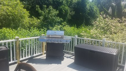 Dennis Village Cape Cod vacation rental - Outdoor Grilling..