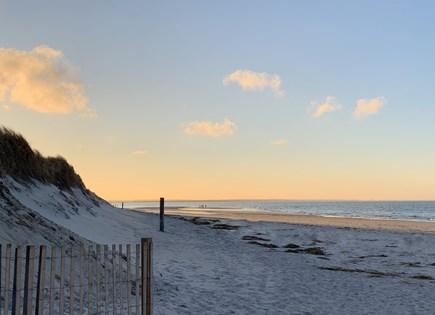 Dennis Cape Cod vacation rental - Imagine summer sunset walks