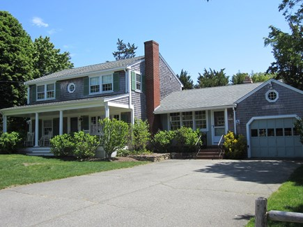 East Dennis Cape Cod vacation rental - As inviting as it looks Front view