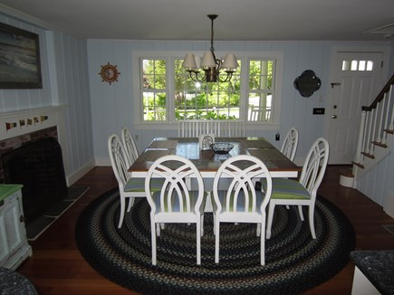 East Dennis Cape Cod vacation rental - Dining