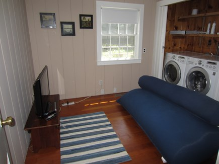 East Dennis Cape Cod vacation rental - Game room w/laundry