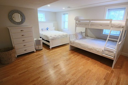 Dennis Cape Cod vacation rental - Sleep area in lower level