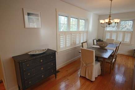Dennis Cape Cod vacation rental - Dining (open to living & kitchen)