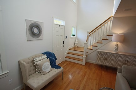 Dennis Cape Cod vacation rental - Stairs to 2nd flr