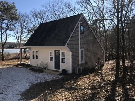 East Falmouth Cape Cod vacation rental - Front Exterior