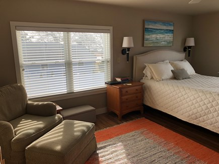 Pocasset Pocasset vacation rental - Master Bed with attached full bath- Queen bed