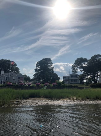 Pocasset Pocasset vacation rental - View from water