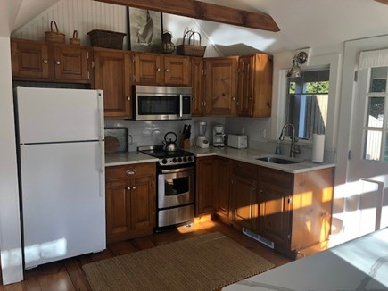 East Orleans Cape Cod vacation rental - Kitchen alternate view