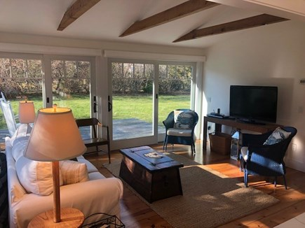 East Orleans Cape Cod vacation rental - Living area