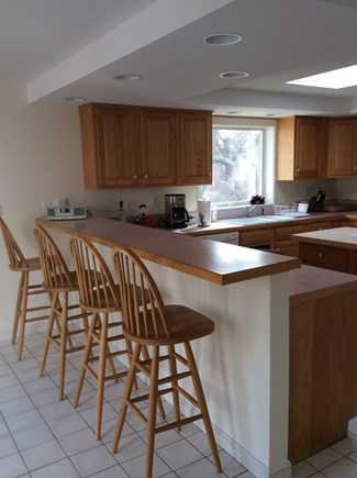 Dennis Cape Cod vacation rental - Kitchen breakfast bar