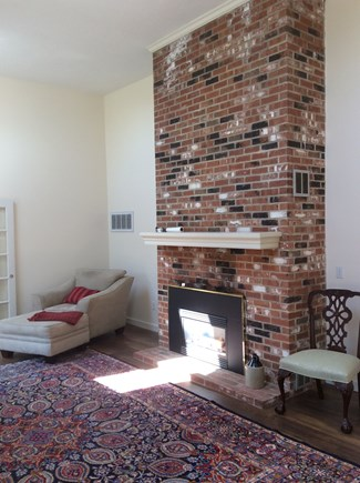 Dennis Cape Cod vacation rental - Quiet reading area/living room