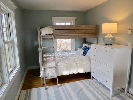 Orleans Cape Cod vacation rental - Bunk room, windward house