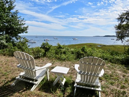 Orleans Cape Cod vacation rental - You will never tire of these sweeping views of Pleasant Bay