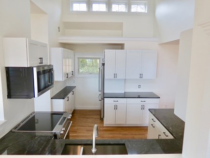Orleans Cape Cod vacation rental - Windward house's brand new kitchen