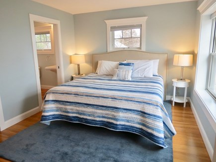 Orleans Cape Cod vacation rental - King bedroom, windward house