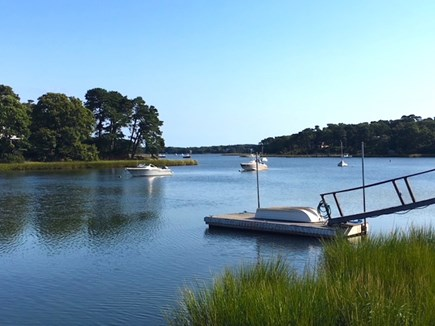 Orleans Cape Cod vacation rental - Access to private dock, from which kayaks can be launched