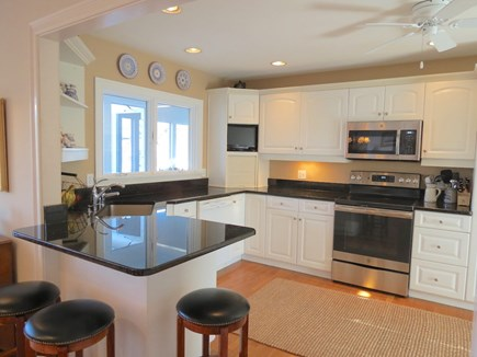Orleans Cape Cod vacation rental - Beautiful open social kitchen is fully equipped.