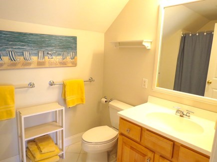 Orleans Cape Cod vacation rental - One of four full baths.