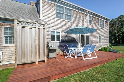 Chatham Cape Cod vacation rental - Outdoor living at its Chatham best.