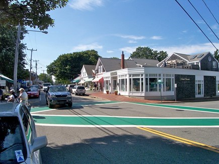 Chatham Cape Cod vacation rental - Chatham Village shops & restaurants are just two miles away.