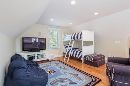 Chatham Cape Cod vacation rental - Bunk room sleeps two here . . .