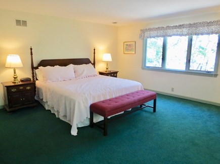 Orleans Cape Cod vacation rental - Upstairs king bedroom.Queen and twins BR upstairs not shown.