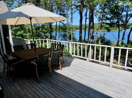 Orleans Cape Cod vacation rental - Amazing deck view