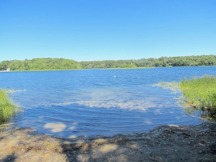 Orleans Cape Cod vacation rental - Swim or kayak from right here.