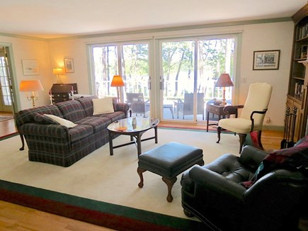 Orleans Cape Cod vacation rental - Second lounge area