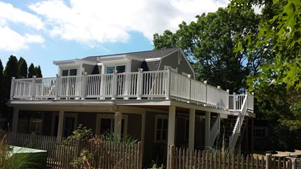 Yarmouth Cape Cod vacation rental - Two units, upstairs / downstairs.