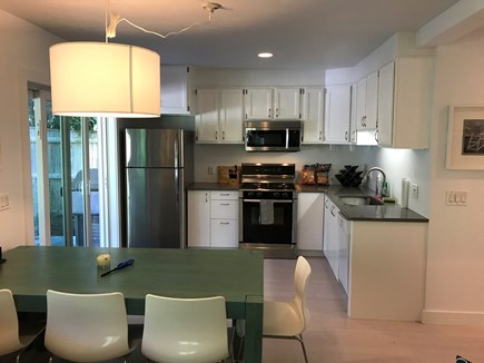 Yarmouth Cape Cod vacation rental - Downstairs Kitchen