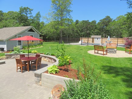Brewster Cape Cod vacation rental - What a beautiful and private location.